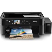 Epson L850 Fotokopi + Tarayıcı + Mürekkep Tanklı Yazıcı