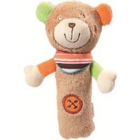 Baby Fehn Sesli El Çubuğu Teddy