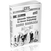 Data Yayınları Milli Eğitim Bakanlığı GYS Soru Bankası 2018