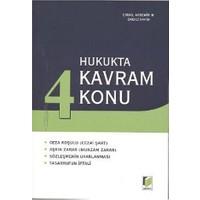 Hukukta 4 Kavram 4 Konu-Efrail Aydemir