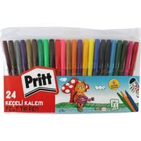 Pritt Keçeli Kalem 24 Renk (1774252)