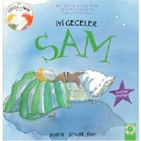 İyi Geceler Sam ( Çıkartma Hediyeli ) - Marie-Louise Gay