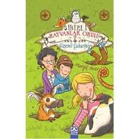 Sihirli Hayvanlar Okulu 2: Gizemli Çukurlar - Margit Auer