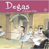 Degas Arkadaşım Edgar - Anna Obiols
