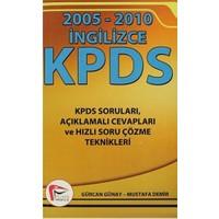 2005-2010 İngilizce Kpds-Gürcan Günay