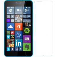 Case 4U Microsoft Lumia 640 XL Cam Ekran Koruyucu