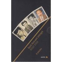 Dozek Dewranek Lehengek Wedat Aydın (2 Kitap Takım)-M. Şefiq Oncu
