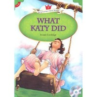 What Katy Did + Mp3 Cd (Ylcr-Level 5)-Susan Coolidge