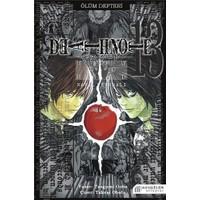Death Note 13 How to Read Ölüm Defteri 13 Nasıl Okunmalı - Tsugumi Ooba