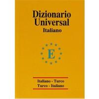 Dizionario Universal Italiano - Turco / Turco - Italiano-Kolektif