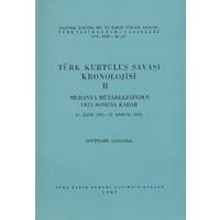Türk Kurtuluş Savaşı Kronolojisi 2 - Gotthard Jaeschke
