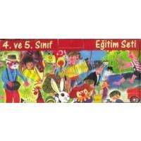 4. Ve 5. Sınıf Eğitim Seti (50 Kitap Kutulu)-Kolektif
