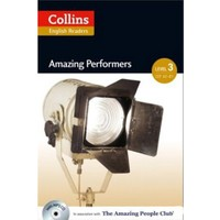 Amazing Performers +Cd (A.People Readers 3) B1-Jane Rollason