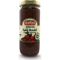 Doğbes Şekersiz Kızılcık Marmelatı 300 gr Katkısız Kızılcık Reçel
