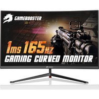 "GameBooster GB-2779CF 27"" 165Hz 1ms (HDMI+Display) FHD Curved Monitör"