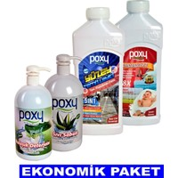Poxy Ekonomik Paket 8 - 3 lt