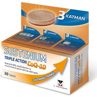 Sustenium Triple Action CoQ 10 30 Tablet