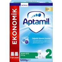 Aptamil 2 Devam Sütü 1200 gr