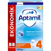 Aptamil 4 Çocuk Devam Sütü 1200 gr