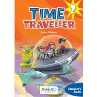 Time Traveller 2 Student'S Book +2Cd Audio - Alice Gibbons