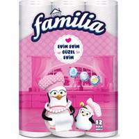 Familia Havlu Güzel Evim Serisi 12'li