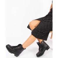 Fox Shoes Siyah Kadın Bot G652072309