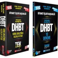Ddy Yayınları DHBT 2020 Ahkam Serisi Tüm Adaylar Konu Anlatımı ve 10 Deneme 2'li Set