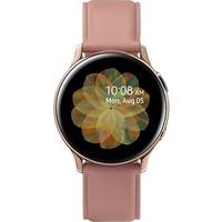 Samsung Galaxy Watch Active2 40mm Paslanmaz Çelik Altın-SM-R830NSDATUR
