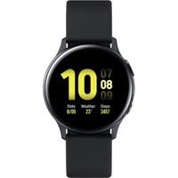 Samsung Galaxy Watch Active2 40mm Alüminyum Mat Siyah-SM-R830NZKATUR