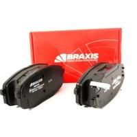 Braxis Arka Fren Balatasi Hyundai Galloper II 98-03 Santamo 2.0 16V 98-02 Kia Joice 2.0 00- Mitsubishi Galant VI 96-04