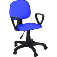 Ege Marla Home Sekreter Çalışma ve Bilgisayar Koltuğu / Mavi