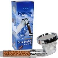 Relax Stream Pro 3 Kademeli %50 Su Tasarruflu Duş Başlığı Kokulu ve Arıtmalı Duş Başlığı