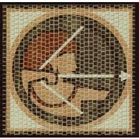 Domenech Yay Burcu Simgesi Mozaik Taş Puzzle