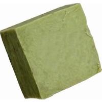 Siirt Saf Bıttım Sabunu El Yapımı Yeşil Bıttım Sabunu 1 Kğ.