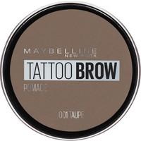 Maybelline New York Tattoo Brow Kaş Pomadı - 01 Taupe (Açık Ton)