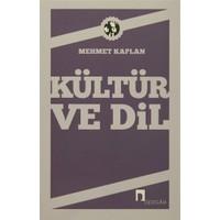 Kültür Ve Dil - Mehmet Kaplan