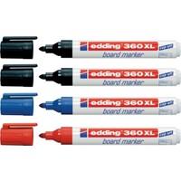 Edding 360 Beyaz Tahta Kalemi 2 Siyah 1 Kırmızı 1 Mavi 4'Lü Fırsat