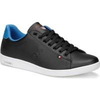 U.S.Polo Assn. Siyah Erkek Günlük Ayakkabı Spor 100417865 9F Franco 9Pr Siyah
