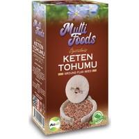 Multidem Öğütülmüş Keten Tohumu 150 gr