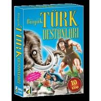 Büyük Türk Destanları Serisi (10 Kitap)