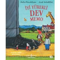 İyi Yürekli Dev Memo - Julia Donaldson