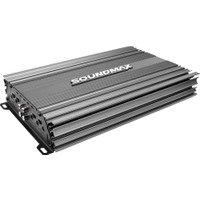 Soundmax Sx-2000.4Ab 3000W 4 Kanal Profesyonel Oto Amfi