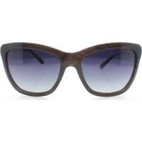 İsve 107 C2 Swarovski Taşlı Polarize Kadın Güneş Gözlüğü