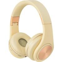 Frisby FHP-852BT Bluetooth Kulaküstü Kulaklık Sarı