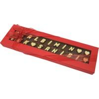 Bolçi Harf Sütlü Çikolata 132 gr