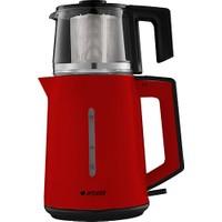 Arçelik CM 3940 1800 W Cam Demlikli Çay Makinesi