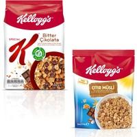 Kellogg's Çikolatalı Lezzet Paketi