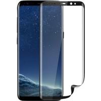Monsterskin Samsung Galaxy S8 Plus Full Kaplama Ekran Koruyucu Tam Koruma - Şeffaf