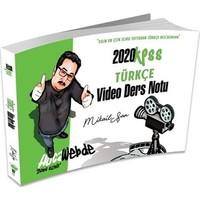 Hocawebde 2020 Kpss Türkçe Video Ders Notu - Mikail Şan