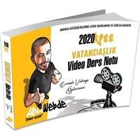 2020 Kpss Vatandaşlık Video Ders Notu Hocawebde Yayınları - Emrah Vahap Özkaraca